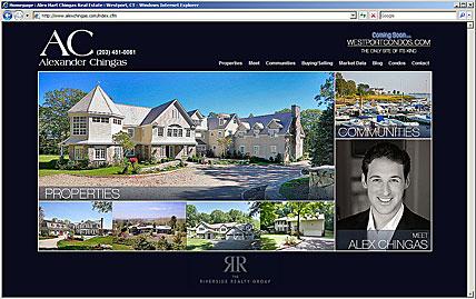 Agent & Broker Websites with Integrated with Realtyview's Listing Display or Your Own