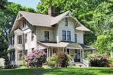 Elegant Queen Anne Victorian